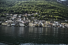 HDR_Gandria (NickAlbe) Tags: lake lago tessin ticino svizzera lugano hdr luganese gandria ceresio