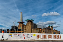 Building Battersea (James D Evans - Architectural Photographer) Tags: homes heritage history construction property demolition housing battersea carillion frankgehry development wandsworth listed batterseapowerstation rafaelvinoly nineelms regeneration redevelopment mixeduse fosterpartners spsetia simedarby wandswoirthcouncil