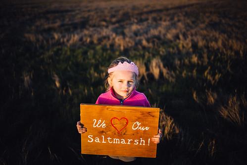 We Love Our Saltmarsh