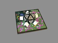 Alien Architecture 02 (Mr. Cab) Tags: architecture mall lego alien scifi