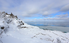 Bruce Peninsula National Park (Note-ables by Lynn) Tags: winter snow landscape outdoor georgianbay nationalparks winterlandscape brucepeninsulanationalpark brucecounty