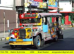 Ermita Jeepneys (alcogoodwin) Tags: road philippines transport manila commuter jeepney jeepneys philippine mabini