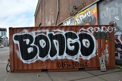 graffiti amsterdam (wojofoto) Tags: holland amsterdam graffiti bongo nederland netherland ndsm wolfgangjosten wojofoto