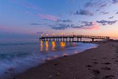 Spanish sunset colors (Sladjan S) Tags: sunset sea sky colors spain marbella