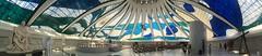 Monumental artistry  .  .  . (ericrstoner) Tags: brasília stainedglass nationalcathedral vitrais distritofederal catedralnacional pietà metropolitancathedral catedralmetropolitano 180°panorama marianneperetti catedralmetropolitananossasenhoraaparecida metropolitancathedralofourladyofaparecida