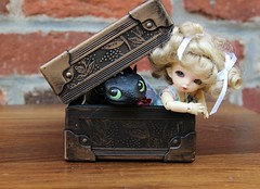 Open (AluminumDryad) Tags: toy doll dragon open box chest bjd resin fairyland toothless ante balljointeddoll photochallenge adad tinybjd pukipuki howtotrainyourdragon adolladay nightfury april2016