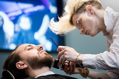 _T8A5819bd (labarbièredeparis) Tags: paris france art face sarah hair beard goatee moustache barbershop beauté barber salon innovation coiffeur barbe soin 1er extensions barbu coiffure capelli excellence masculin cheveux rasoir rasage 9e taille rase barbier shampooing condorcet coupechou barbiere coiffe bouc rasé esthétique bertin épilation facehair poirée barbière labarbièredeparis danielhamizi