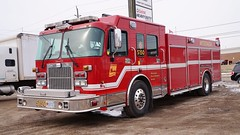 Mississauga Fire & Emergency Services Spare Squad 150 (Canadian Emergency Buff) Tags: ontario canada fire 150 spare squad emergency mississauga firedept firedepartment services spartan dependable mfd s150 mississaugafiredepartment mississaugafireemergencyservices mfes mississaugafire metrostar mississaugafiredept