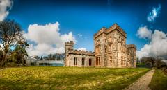 Lews Castle (The Unexplored) Tags: monument photoshop scotland victorian scottish isleoflewis lightroom outerhebrides photomatix unexplored grimgit thegrimgit