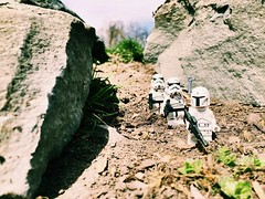 Warriors... (kevinmboots77) Tags: starwars lego stromtroopers legography