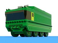 BIOTRON 1012 (Crimso Giger) Tags: lego moc ldd biotron