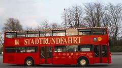 Hamburg Stadtrundfahrt (hanz11hanz) Tags: city red bus germany deutschland cityscape hamburg sightseeing tourist transportation hh citycenter doubledecker hansestadt stadtrundfahrt cityroundtrip