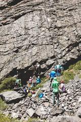Cajn del Maipo - Valles las Arenas (4) (lxrdrg) Tags: climbing montaa escalada cajondelmaipo escaladadeportiva vallelasarenas pareddejabba pareddejabbah