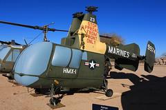 Kaman OH-43D Huskie ~ 139974 (Aero.passion DBC-1) Tags: museum plane tucson aircraft aviation air muse helicopter preserved ~ avion kaman huskie helicoptere h43 helico aeropassion musedelair dbc1 prserv 139974