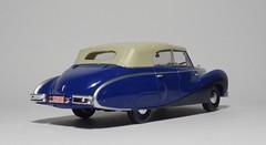 It's a ?  1949 Austin A125 Sheerline (dougie.d) Tags: scale austin model cabrio 1949 modelcar cabriolet 143 diecast a125 drophead sheerline norev altaya modelauto vestersneirinck autoodel voituresdechefsdetat crosserie carrossie