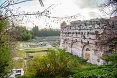 Cimiez - Nice, France (bruno_mesmin) Tags: france nice hdr ruines cimiez frigidarium sitearcheologique thermesromains cemenelum