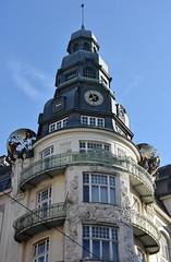 Wien - Botschaft der Republik Litauen (ikimuled) Tags: vienna wien austria osterreich orologi edifici finestre cupole facciate