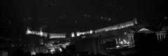 Skopje Kale Fortress (Custom Illusion) Tags: city panorama white black film monochrome lights nikon 300mm macedonia 100 pan f3 nikkor fortress kale ilford skopje vodno ilfordpan100 filmisnotdead film:brand=ilford film:iso=100 developer:brand=adox adoxadonal film:name=ilfordpan100 developer:name=adoxadonal filmdev:recipe=10573