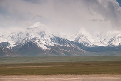 Which one is Lenin Peak? (Michal Pawelczyk) Tags: trip holiday snow mountains bike bicycle june nikon asia flickr aim centralasia kyrgyzstan pamir gory wakacje 2015 czerwiec kirgistan azja d80 pamirhighway azjasrodkowa azjacentralna