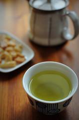 3:00pm (zumakuma) Tags: japanese tea greentea teatime japanesetea
