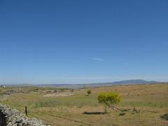 Ein See am Horizont (pilgerbilder) Tags: pilgern pilgerfahrt pilgertagebuch vadellaplata cceresalcntara