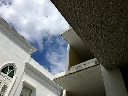 The Non-Geometry of the Sky