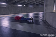 WS20160124_5548 Week 5/52 Facedown Tuesday (reverse parking) (Walther Siksma) Tags: selfportrait holland me self parking zelfportret selfie gelderland facedown parkeergarage 2016 putten 52pics project52 reverseparking 52wsp facedowntuesday walthersiksma 52weeksthe2016edition creatiefzelfportret