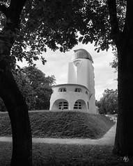 Einsteinturm (@archphotographr) Tags: bw tower architecture canon germany blackwhite einstein modernism observatory expressionism potsdam alberteinstein einsteintower erichmendelsohn efs1022mmf3545usm einsteinturm eos50d alberteinsteinsciencepark canoneos50d archphotographr hassanbagheri hbarchitectural hbarchitecturalphotography