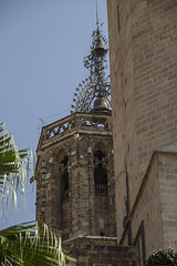 Barrio Gtico. Barcelona (Asesfly) Tags: barcelona city espaa streets canon spain europa europe gothic bcn cities ciudades viajes trips catalunya catalua calles gotic barriogtico gtico canon60d canoneos60d