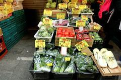 vegetables, Kuromon-ichiba, Osaka (jtabn99) Tags: food japan shop store market vegetable osaka  shoppingstreet      20160204