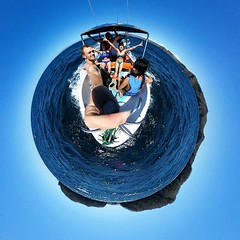 Water world. #theworldwalk #travel #costarica #theta360