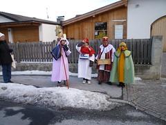 Re Magi a Prato allo Stelvio - Drei Koenige in Prad (bruno.mori) Tags: christmas folklore natale epifania altoadige tradizioni sudtirol weinacht remagi questua
