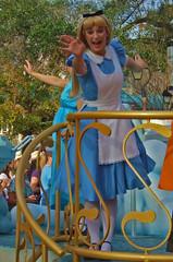 Alice (simon17964) Tags: orlando florida alice disneyworld themepark magickingdom aliceinwonderland