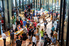 Swinburne Study Expo 2016 (Swinburne University of Technology) Tags: jump university technology expo event study choose swinburne