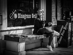 Sunglasses (robertogoni) Tags: chattanooga gente tennessee bn estadosunidos