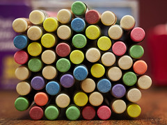 311/365 The Colorful World of Erasers (Jim Schaedig) Tags: pencils erasers jds201512088075