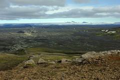 Lakagígar crater row  (explore Feb 7, 2016) (Freyja H.) Tags: autumn mountain nature rock canon landscape outside eos volcano lava iceland moss view outdoor glacier arctic highland crater geology eruption fissure laki vatnajökull lakagígar icecap 550d vatnajökullglacier skaftáreldar vatnajökulsþjóðgarður craterrow vatnajökullnationalpark móðuharðindi