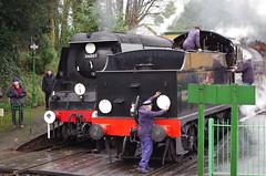 IMGP8404 (Steve Guess) Tags: uk england train engine railway loco hampshire steam gb locomotive bluebell alton 060 ropley alresford hants fourmarks medstead qclass 30541