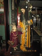 Saint Joseph and the Child Jesus (Leo Cloma) Tags: furniture antique philippines manila antiques cloma joliza
