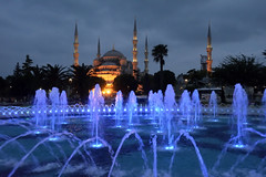 _EEU1034 (TC Yuen) Tags: turkey istanbul mosque bluemosque ottomanmosque