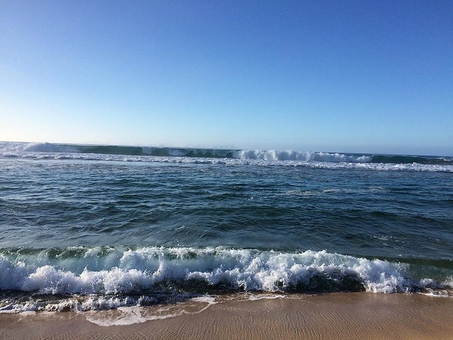 Waves at Polihale