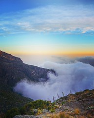 Kilimanjaro Sunset (Eric Dewar Photography) Tags: trip sunset summer mountains kilimanjaro wow photography nikon eric seven valley summit land incredible highest dewar d80 voya d7000