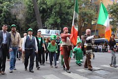 MEX-IRE (Jos Ramn de Lothlrien) Tags: irish green fiesta cerveza stpatrick shamrock irlanda sanpatricio verda treboles irlandaenmxico mxicoirish mxicoingreen mxicoenverde tradicinirlandesa