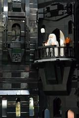 Saruman's Gaze (h3xantistyle) Tags: lego indianapolis statefair lordoftherings saruman moc brickworld orthanctower