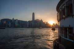 the sun sets over Hong Kong.jpg (MissBoudin) Tags: china hongkong guilin beijing xian greatwall  pingyao chine muraille shangha pkin canon500d