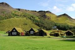 Muse de Skogar (sblanchard64) Tags: maisons muse islande skogar