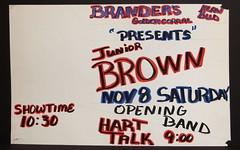 Junior Brown 1997-11-08 [02] (Jim Whiteley) Tags: juniorbrown branders