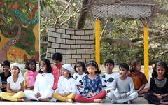 Spot Kinu (Nagarjun) Tags: school play bangalore amphitheatre kanishka kinu kanakpuraroad thevalleyschool