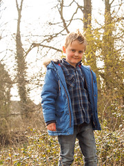 Zachary Portraits (davepickettphotographer) Tags: park uk portrait male boys portraits children outdoors woods child casual boyhood cambridgeshire dayout contryside davepickettphotographer