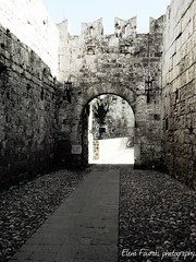 castle of knights , Rhodes (braziliana13) Tags: castle place outdoor greece historical rodos rhodes   greekhistory castleofknights
